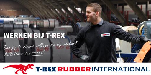 Team T-Rex zoekt uitbreiding!