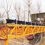 TQ Conveyor Rollers | Lighter than steel rollers