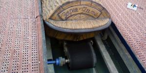 T-Rex Rough Top Conveyor Belts, Softgrip Top Layer