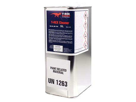 T-REX Vulcanization Materials   T-REX Cleaner